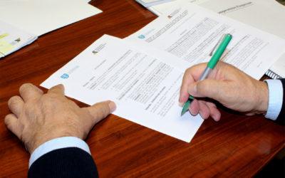 La Asociación y la Universidad Atlántico Medio (UNIDAM) firman un convenio de colaboración