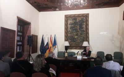 """Celebrada la jornada sobre """"Cuentas Anuales"""" y """"Comunidades de Aguas"""""""