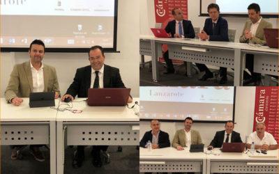 """Celebrada la jornada sobre """"Renta 2017 """" y """"Cuentas Anuales"""" en Lanzarote"""
