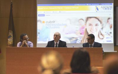 Presentación XIII Experto en Asesoría Fiscal de la ULPGC