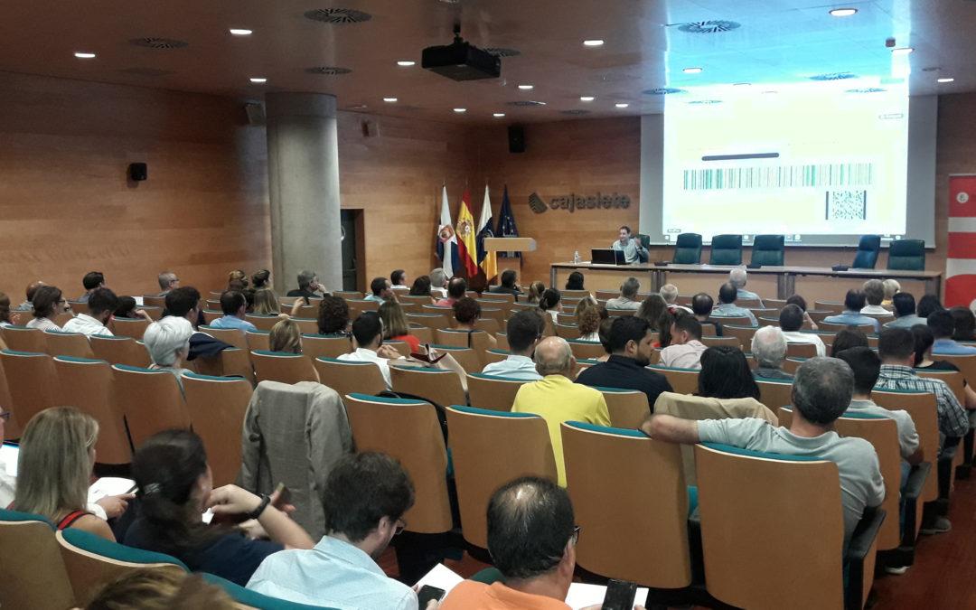 Celebrada la Jornada en Tenerife sobre Novedades en el Registro Mercantil «Depósito de Cuentas y Obligaciones para Asesores en Materia de Blanqueo de Capitales»