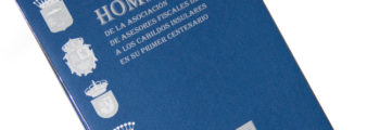 Libreto Homenaje conmemorativos por los 100 años del Cabildo Insular de Gran Canaria