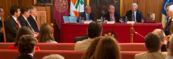 Ingreso como Socio Numerario de la Asociación de Asesores Fiscales de Canarias en la Real Sociedad Económica de Amigos del País de Gran Canaria