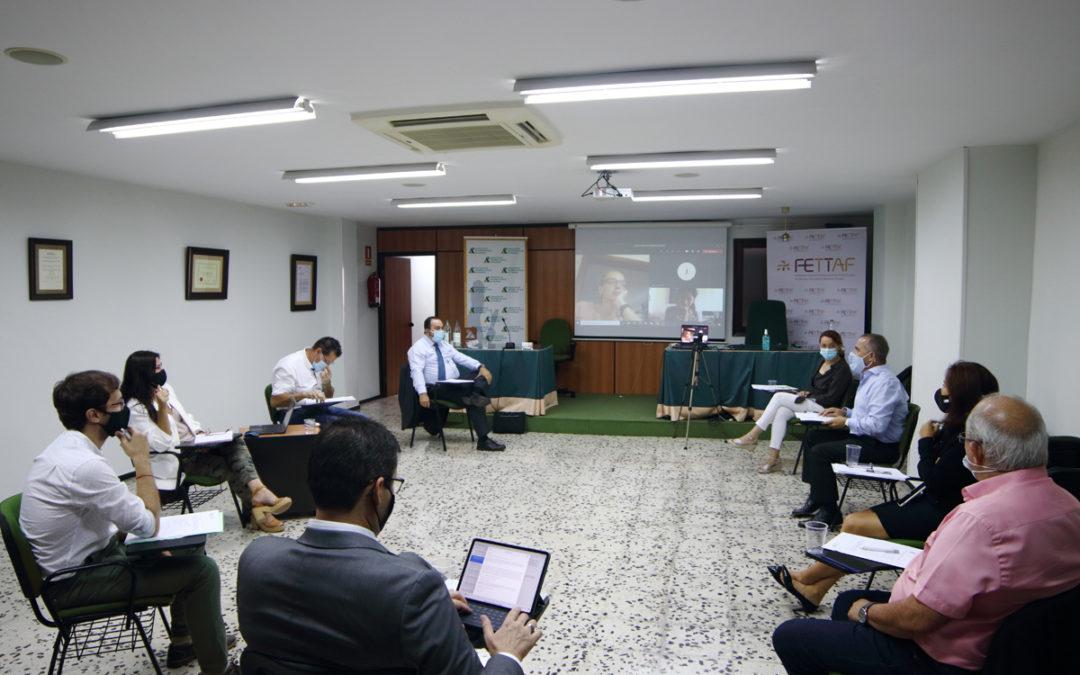 La Asociación de Asesores Fiscales de Canarias da por completado su equipo de gobierno
