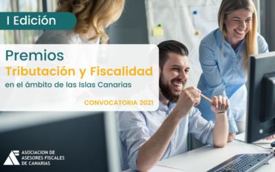 Link Soluciones y Wolters Kluwer presentes en la I Edición de los Premios de Trabajos en Tributación y Fiscalidad en Canarias