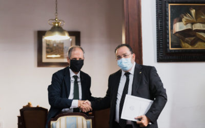 La Asociación de Asesores Fiscales de Canarias (AAFC) y El Ilustre Colegio de Abogados de Las Palmas (ICALPA) firman un convenio de colaboración en materia formativa